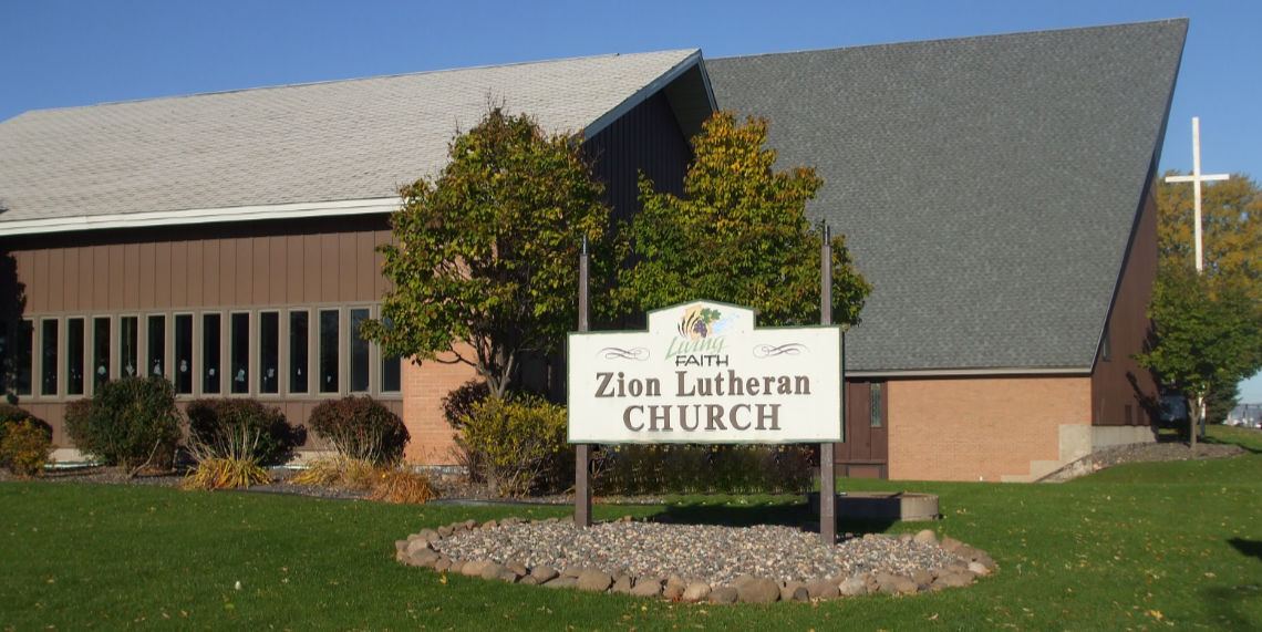 Zion in summer